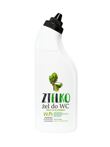 Żel do WC, 500 ml - ZIELKO