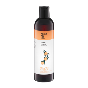 Żel pod prysznic Orange Energy  300 ml - Make Me Bio