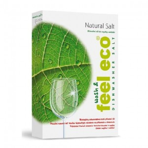Naturalna sól do zmywarek 1 kg FEEL ECO